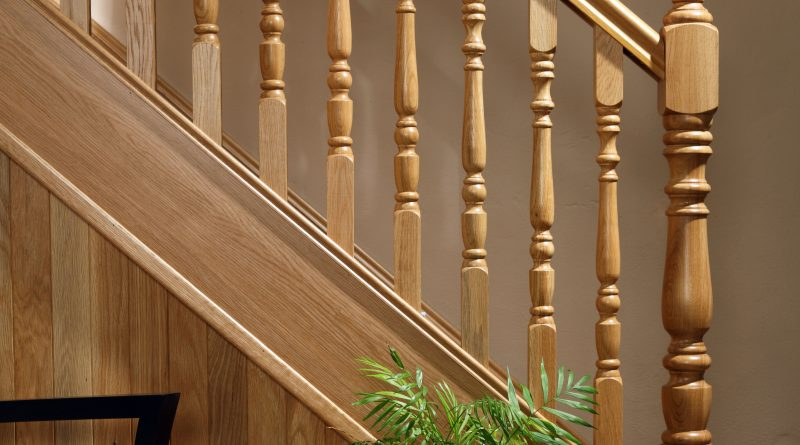 George Quinn staircase - Corby collection