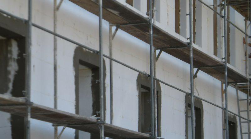 ocieplanie budynku błedy