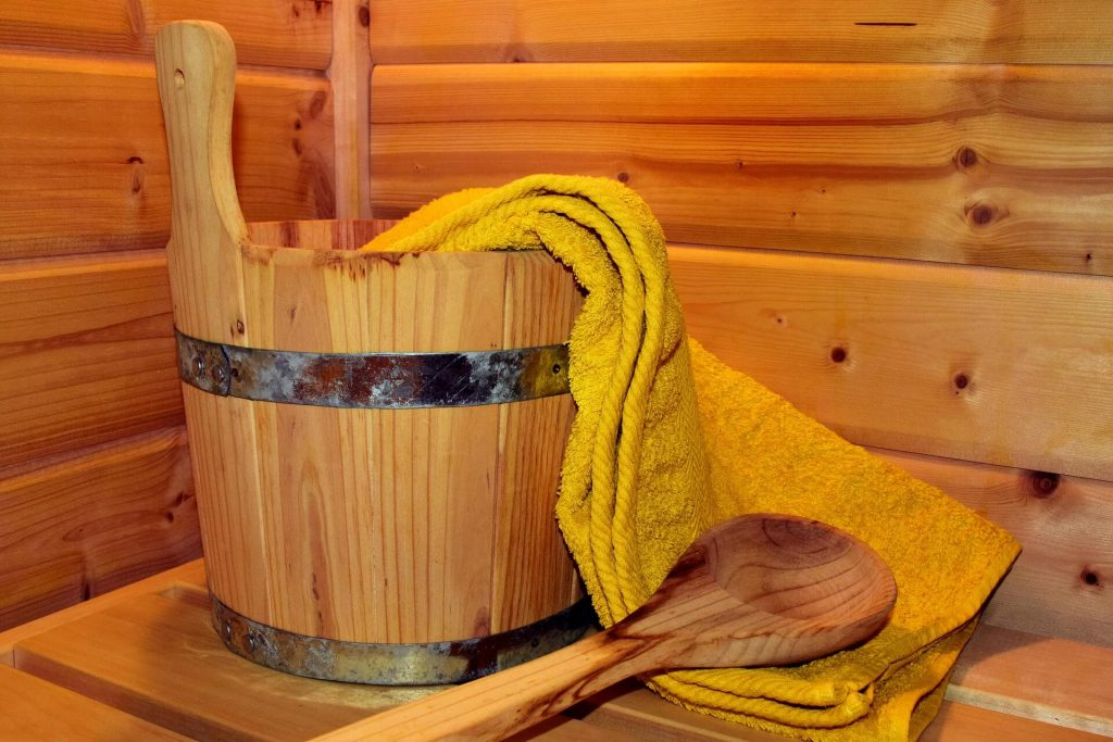 dodatki do sauny